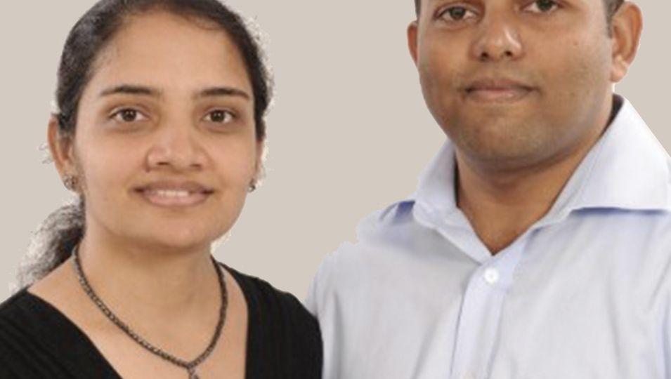 Danusha and Nimalan
